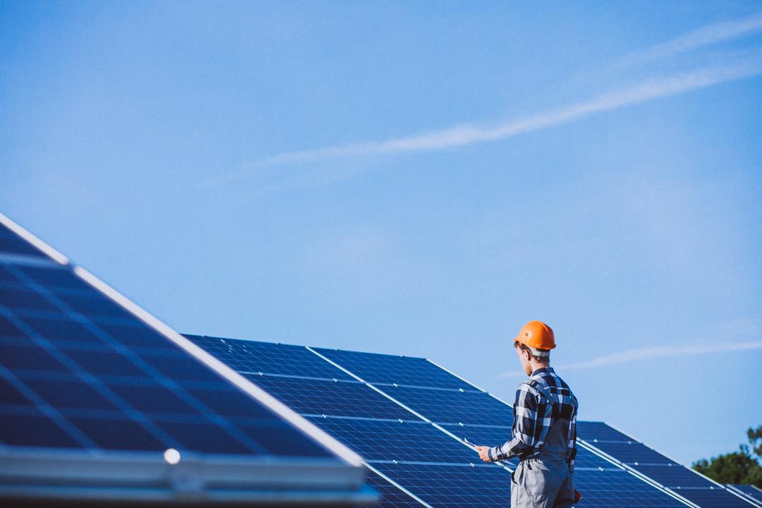 Instalação de painel solar: como a Lumenk usa Mappa em projetos