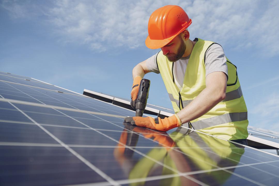 4 ferramentas para instalação de painel solar com drones.