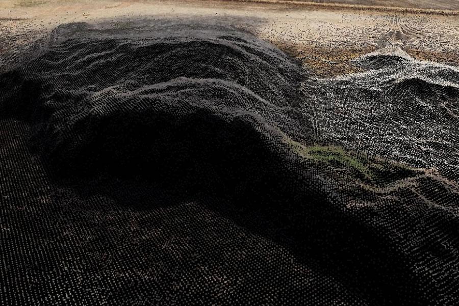 mineracao-nuvem-de-pontos