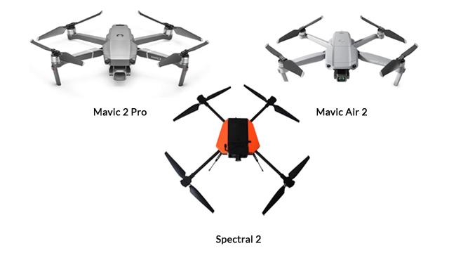 drone-para-mapeamento-multirotor